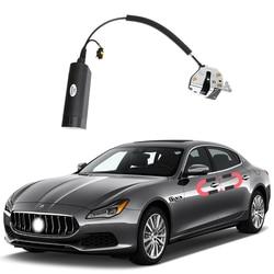 Dla Maserati Quattroporte elektryczne drzwi ssące samochodowe automatyczne zamki samochodowe akcesoria inteligencja drzwi ssące