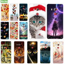 Ultra-thin Soft Silicone Color Painted Phone Case For HTC U11 Eyes 12 PLUS in Fitted Cases Desire 10 Pro