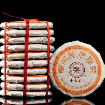 Wykonane w 2017yr dojrzałe herbata pu-erh chiński Yunnan pu-erh zdrowe herbata odchudzająca piękno zapobieganie miażdżycy pu-erh tanie i dobre opinie ANCHENG CN (pochodzenie)