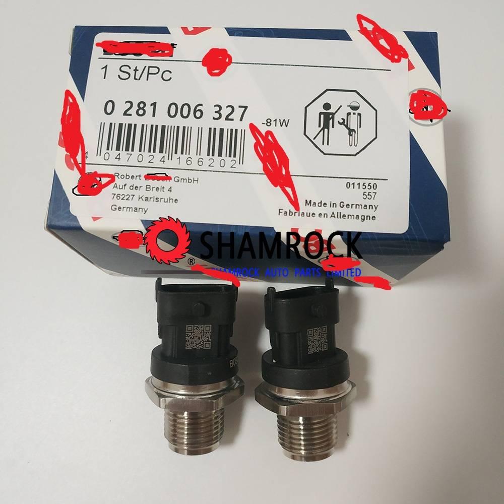 Fuel-Rail-Pressure-Sensor 0281006112/0281002937 Ddodge 2500 OEM for Ddodge/Rram/2500/..