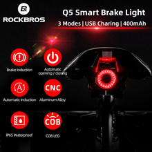 taillight bike led bicycle light rear light bike rear bike light bicycle tail light tail light bike light bicycle rockbros light(China)