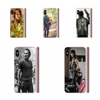 Darly Dixon The Walking Dead Zombies For Huawei Honor 4C 5A 5C 5X 6 6A 6X 7 7A 7C 7X 8 8C 8S 9 10 10i 20 20i Lite Pro image