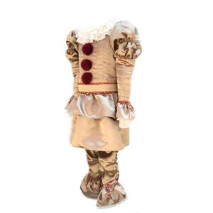 Image 3 - Kinderen Joker Pennywise Cosplay Kostuum Masker Stephen King Het Hoofdstuk Twee 2 Horror Clown Halloween Party Aanbod