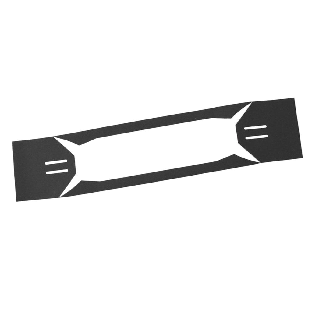 Premium Longboards Skateboards Grip Tape Griptape Sheet Sticker 119.4x25.5cm/47x10inch