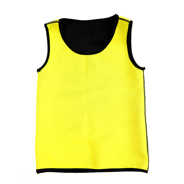 Slimming Belt Belly Men Slimming Vest Body Shaper Neoprene Abdomen Fat Burning Shaperwear Waist Sweat Corset Weight Loss S-5XL 4