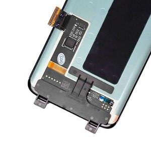 Image 5 - الأصلي 5.8 AMOLED لسامسونج غالاكسي S9 G960A G960U G960F LCD عرض تعمل باللمس محول الأرقام الجمعية مع خط
