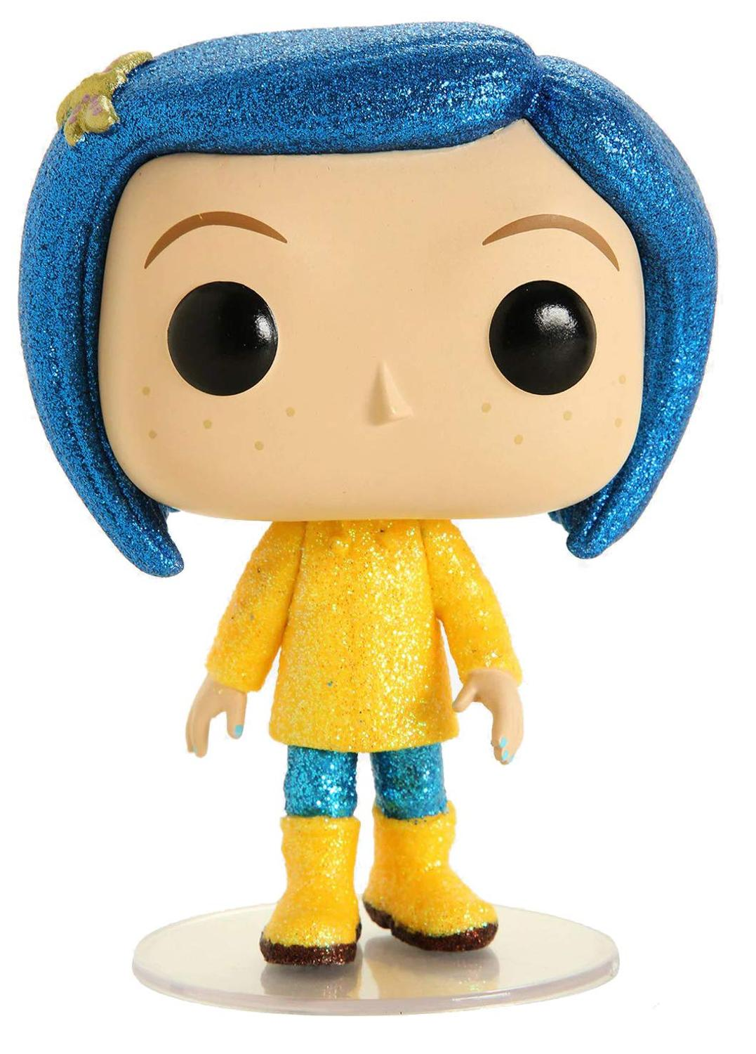 Coraline Funko Pop Vinyl Coraline In Raincoat