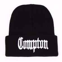 Neue West beach gangsta nwa compton winter warme mode Gestrickte Mützen bonnet Skullies Caps Hip hop gorros stricken Hut Bonnets(China)