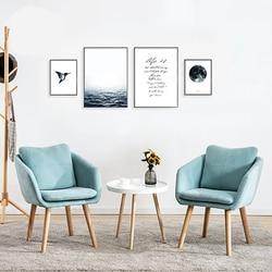 بسيطة و الحديثة القهوة غرفة نوم كرسي الشمال كرسي أريكة فردي دراسة الكمبيوتر مسند الظهر عارضة كرسي مريح