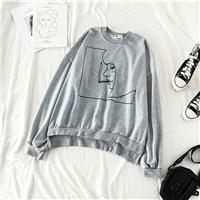 Mooirue-Funny-Printed-Sweatshirt-Harajuku-Loose-Casual-Streetwear-Round-Neck-Long-Sleeve-Vintage-Gray-Yellow-Oversized
