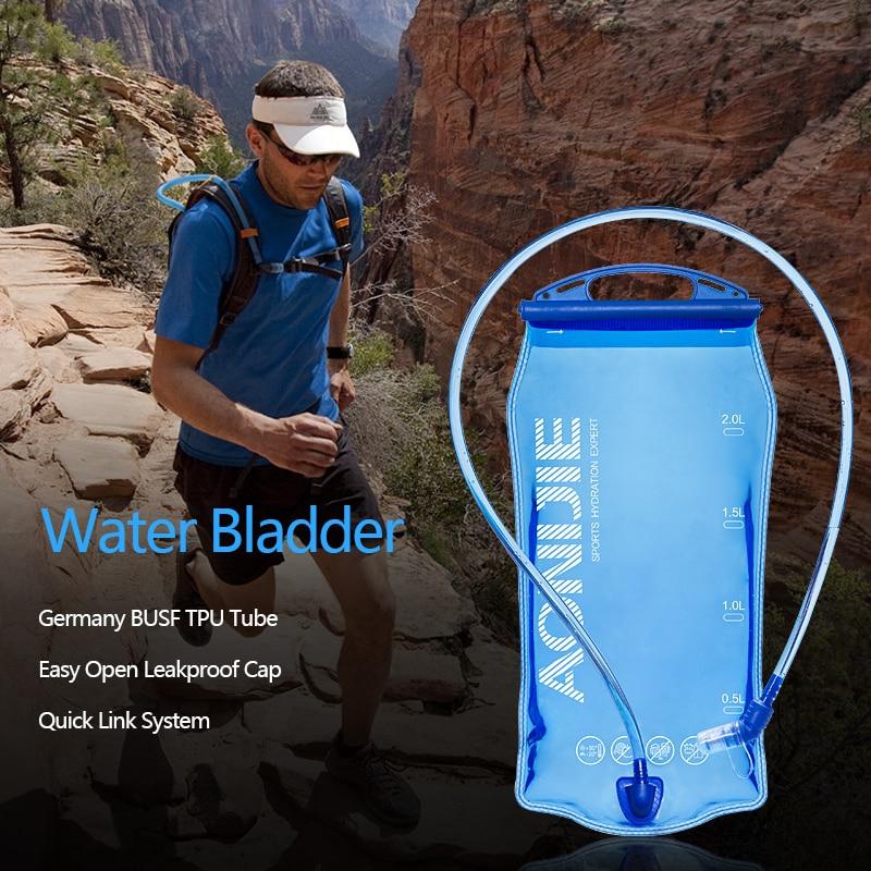 Vodni rezervoar vrečka za hidratacijo mehurja vrečka za - Kampiranje in pohodništvo - Fotografija 6