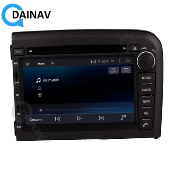 Car DVD Player GPS Navigation for-VOLVO S80 1999 2000 2001 2002 2003 2004 2005 car stereo autoradio player HD screen Tesla style image