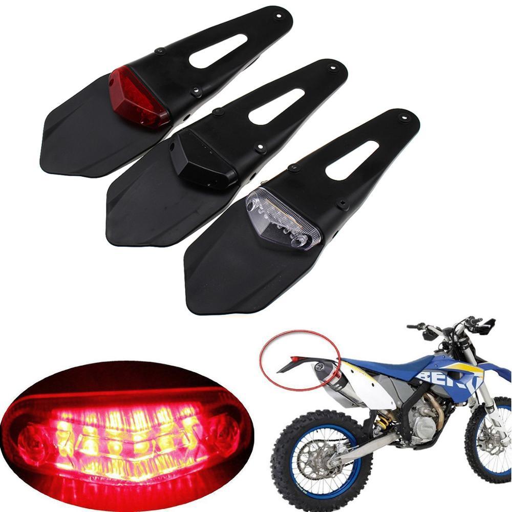 Универсальный светодиодный задний фонарь для мотоцикла, для Yamaha WR450F, WR250R, WR250X, WR450, wr, 450 f