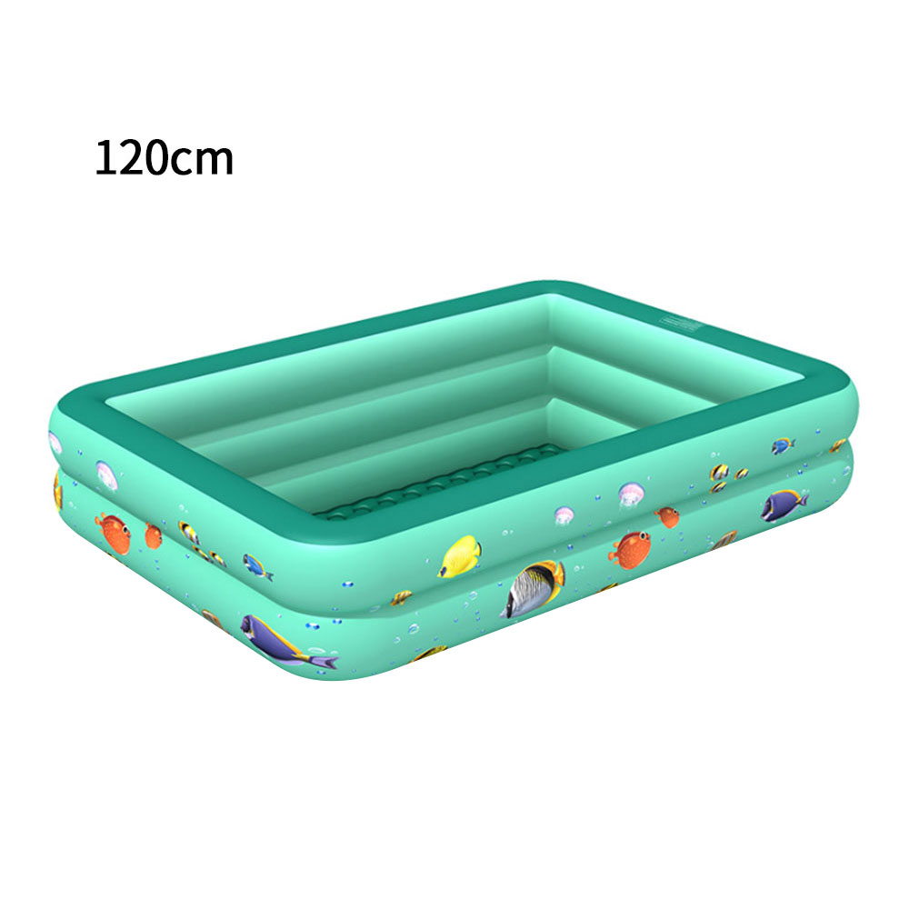 Children Multi-layer Bathing Tub Baby Home Paddling Pool Inflatable Summer Swimming Pool Kids Inflatable Pool Ocean Ball May18