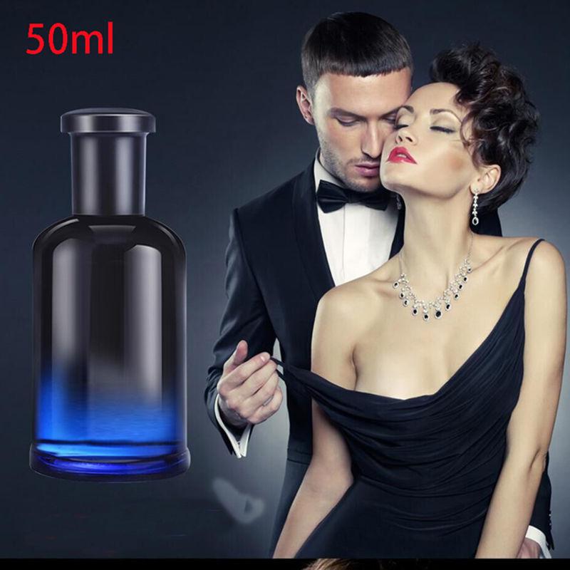 Perfume Men Pheromone Bottle Long Lasting Fragrance Spray Male Cologne Eau De Sexy Women Fragrance Charm Lady Flower Parfum