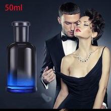 Perfume Men Pheromone Bottle Long Lasting Fragrance Spray Male Cologne Eau De Sexy Women Charm Lady Flower Parfum