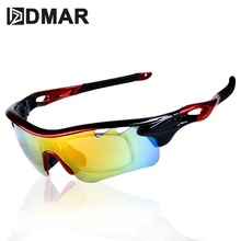 Polarized Cycling Sun Glasses Set Outdoor Sports Bicycle Glasses Men Women Bike Sunglasses 30g Goggles Eyewear 5 Lens цена 2017