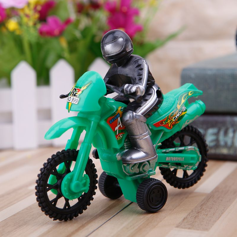 Simulation Model Motorcycle Toy Kids Vehicles Collection Home Ornament Children Funny Car Toys Gift