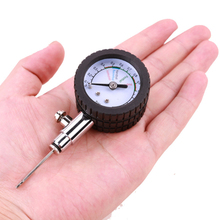 цена на Multifunction Professional Basketball Football Volleyball Air Gauge Stainless Steel Ball Air Pressure Gauge Barometer Tool