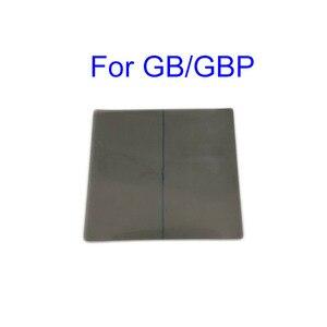 Image 5 - Polarize Polarize Filtre film levhası Için Gamboy GB DMG GBP GBA GBC GBA SP NGP WSC Arkadan Aydınlatmalı Ekran Değiştirmek Parça Polarize film