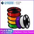 Flashforge 1,75mm PLA 0,5 KG /Spool Filament Druck Material für Adventurer 3/Finder/Träumer/Erfinder serie