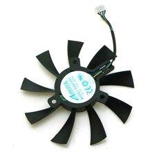 GAA1S2U GAA1O2U DC12V 0.35A 92mm VGA Fan R7 360 260X Graphics Card Cooling Fan