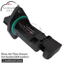 22680-AD201 22680-AD200 22680-AD20A 22680-4M500 Mass Air Flow Meter MAF Sensor For Nissan Maxima CA33 Patrol Y61 Infiniti G20 1pc japan original air flow meters 22680 0m600 22680 0m605 a36 606 b71 mass air flow sensors suitable for nissan sunny n16