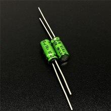 10 Uds 10uF 16V NICHICON Musa BP 5x11mm 16V10uF Grado Superior Bipolar condensador de Audio