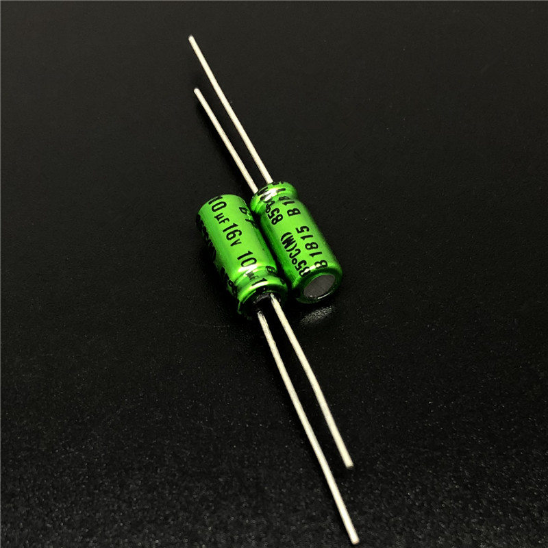 10Pcs 10uF 16V NICHICON Muse BP 5x11mm 16V10uF Top Grade Bipolar Audio Capacitor