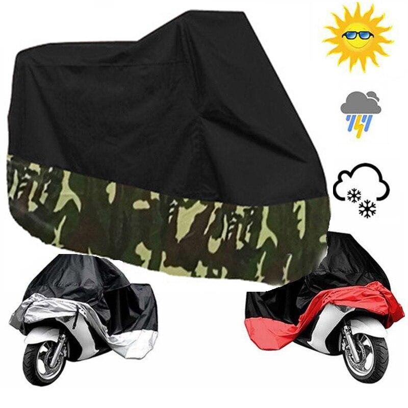 Motorcycle accessories cover waterproof for Cb500F Bobber Saddle Dax Ktm Duke Ktm 690 Steering Damper Cb125R Honda Nc750X