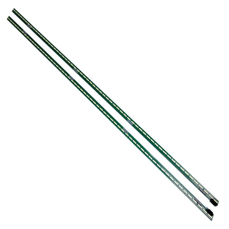New Kit 2 PCS 60LED 603mm LED Strip For LG 55UH650V 6922L-0189A 6916L2466A 6916L2465A LC550EGG (FJ) (M5) 55
