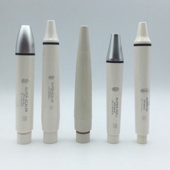 Woodpecker Dental Ultrasonic Scaler Handpiece Detachable Handle For Woodpecker Dte Satelec Series Device dental detachable tubing hose cable for led light ultrasonic scaler handpiece woodpecker ems
