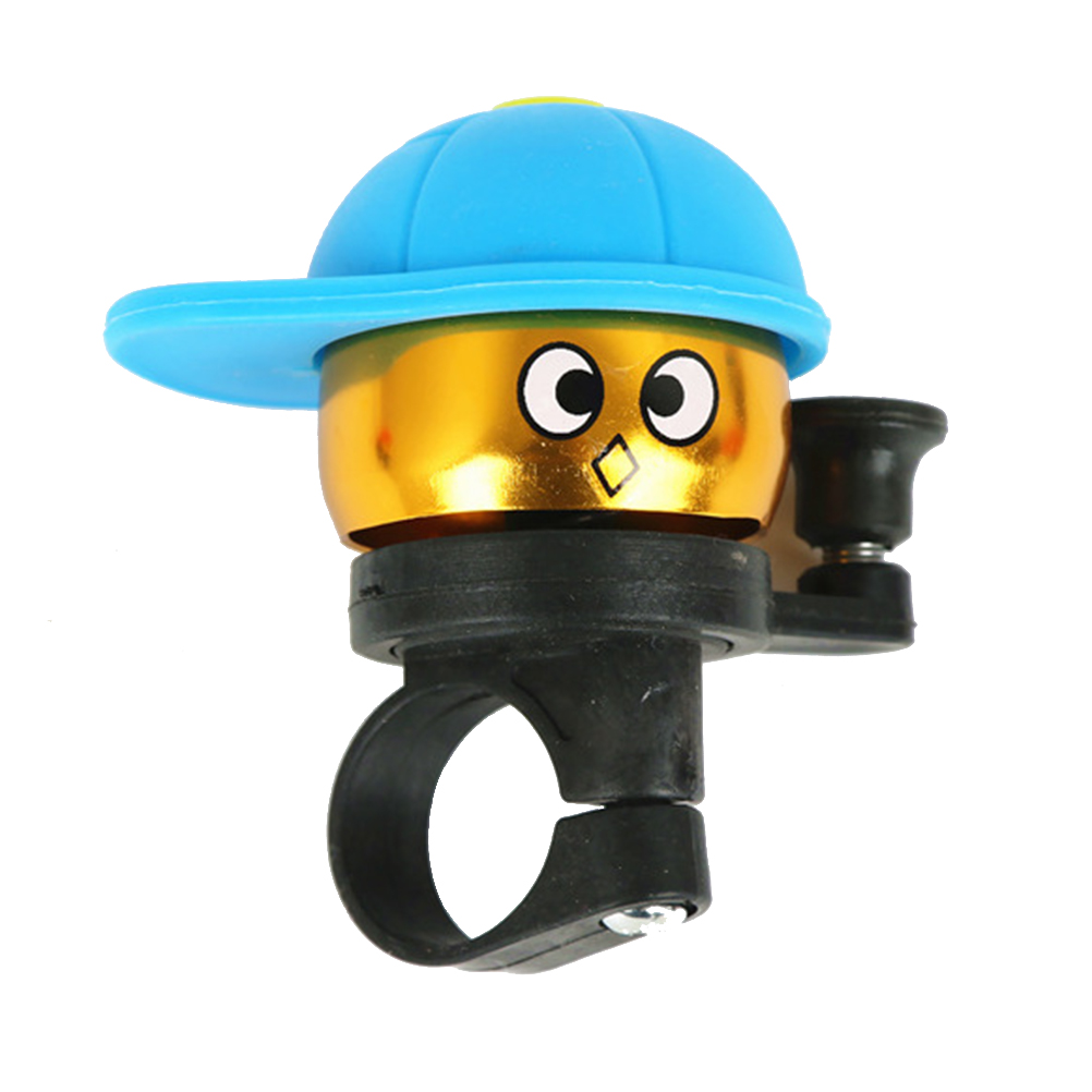 Kids Bike Bell Cute Fashion Cycling Ring Bell Cute Cycling Siren Mini Bells Kids Outdoor Sports Bicycle Accessories