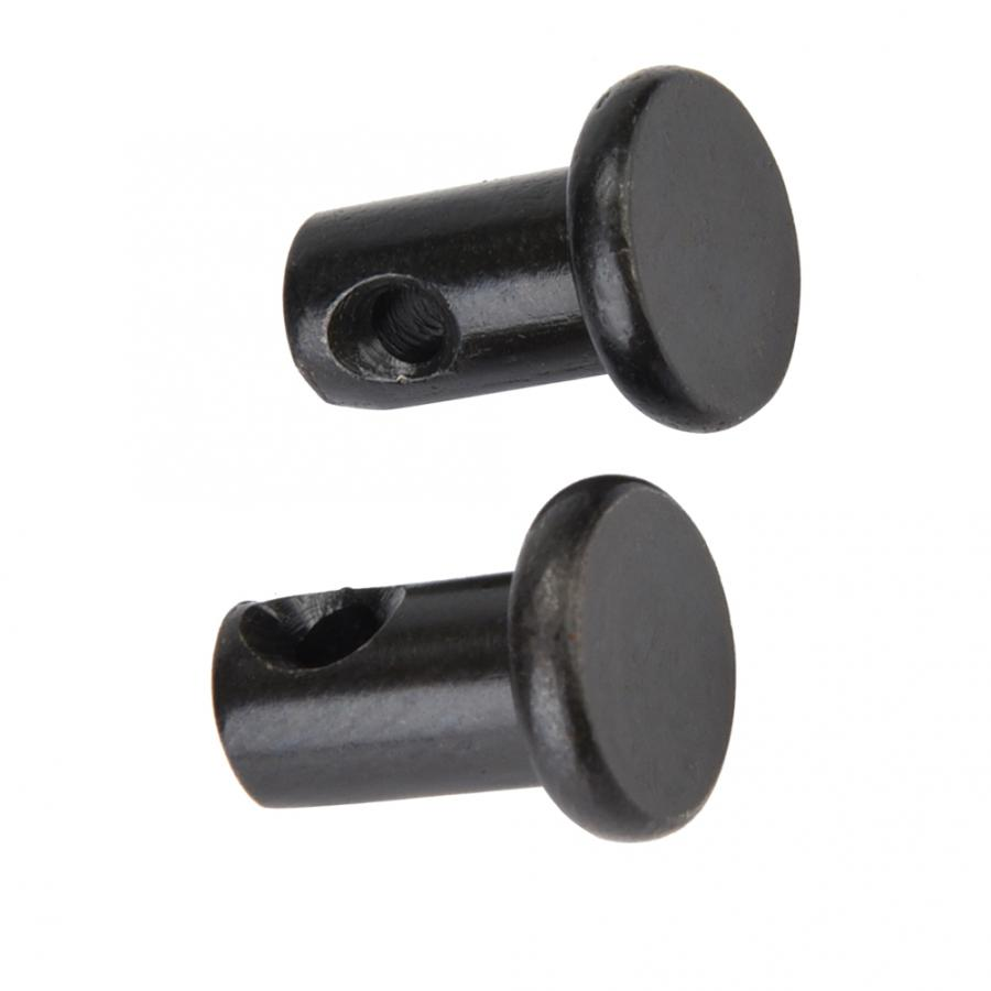 Tornillos Para Madera M6 Flat Head Black Locating Pins Position Pins Fasteners with Hole Stainless Self Tapping Screws in Screws from Home Improvement