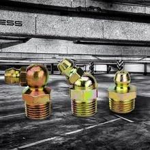 Универсальные автозапчасти 6 шт. соответствующие смазочные аксессуары 1/8X27 аксессуар для автомобиля