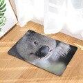 CAMMITEVER милый Австралия коала коврик для животных ковер для спальни Гостиная Коврик для кухни  ванной Противоскользящие коврики