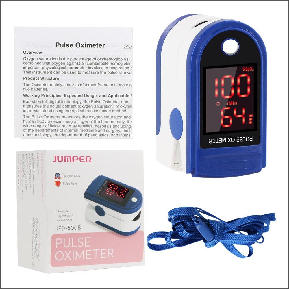 pulse oximeter JPD-500C-6