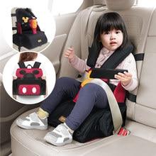 3 в 1 Многофункциональный с наплечной накладкой водонепроницаемый для хранения и переноски с пластиковым ремнем безопасности адаптеры Дети Портативный Детское сиденье
