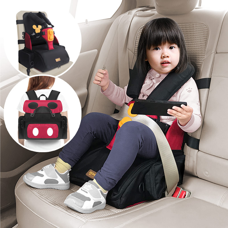3 in 1 waterproof Child Car Seat Safety Seat Mommy Bag Portable Baby Feeding Booster toddler kids dining chair infant High Chair-in Car Seat Adapters from Mother & Kids