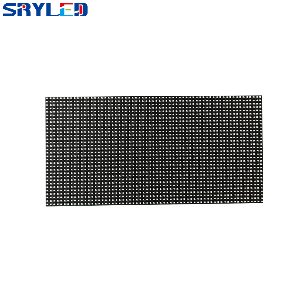 SMD3528 64x32matrix HD Indoor P6 LED Module 384x192mm 16scan LED Panel