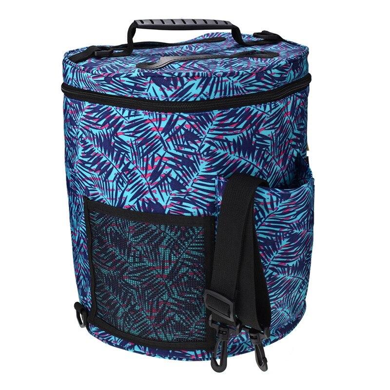 Empty Yarn Storage Bag Yarn Organizer for All Crochet Knitting Accessory Crochet Tote Bag for Yarn Storage Diy Sewing Bag Three |Foldable Storage Bags| |  - title=
