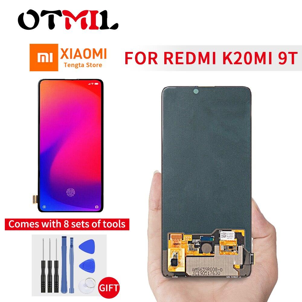 Xiaomi Redmi K20/K20 Pro LCD écran tactile Test bon numériseur assemblée remplacement pour Redmi K20Pro MI9T LCD tout neuf