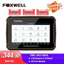 Foxwell GT60 OBD2 Professional Car Diagnostic Tool Full System AT ABS SRS DPF EPB 19 Reset Service ODB2 OBD2 Automotive Scanner