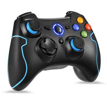 EasySMX ESM-9013 Wireless Gamepad Joystick For PC Xiaomi Mi TV Box S Game Controller Gamepad For PC Android TV Box Phone PS3 4