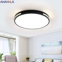 Nórdica moderna iluminación de techos para la cocina de Casa de hierro negro de techo luces de pared de salón luz para superficie del techo lámpara