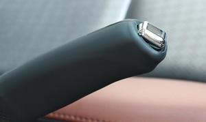 Image 4 - Car Silicone Hand Brake Cover E Brake Protector for renault clio 3 opel corsa opel meriva megane 4 dacia sandero stepway leon fr