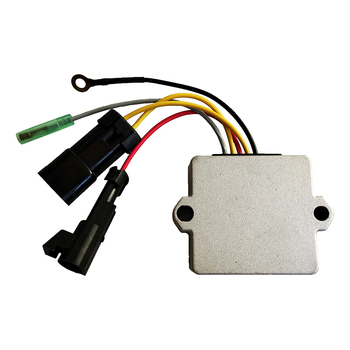 Outboard Motor VOLTAGE REGULATOR RECTIFIER For MERCURY MARINE 40 40HP 4-STROKE 1999-2006 Outboard Motor Parts Motor Boat New 87 17009a5 boat motor ignition key switch for mercury outboard motors 3 position off run start