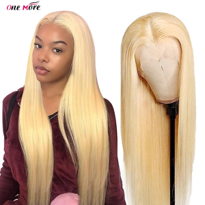613 Honey Blonde Lace Front Wig 30 32 inch Middle Part Lace Part Wig 13x4x1 Inch Lace Front Human Hair Wigs Pre Plucked Remy Wig
