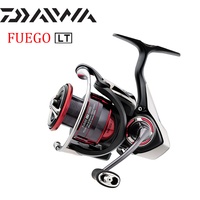 DAIWA Fuego LT 1000/2000 /2500/3000/4000/5000/6000 Series High and Low Gear Ratio ABS Spool Reel Spinning Reel Saltwater Coils