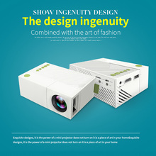 Mini Portable Projector 1080P Video proyector With LED 3D viewing  Home Cinema Theater TV Smart